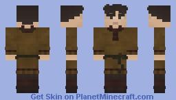 Saxon Trader Minecraft Skin