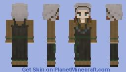 Saxon Women, 2 Minecraft Skin