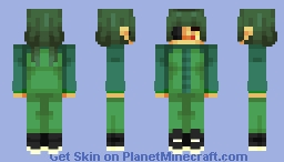 SBSP - Sheldon Minecraft Skin