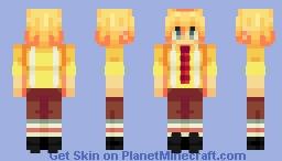 SBSP musical - SpongeBob Minecraft Skin