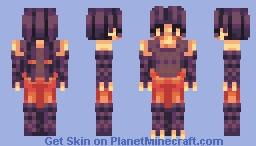 Dragoness Minecraft Skin