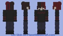 Scar Minecraft Skin