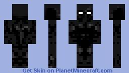 Mistirouse Faction Mod: Ender. Minecraft Skin