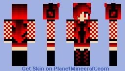 Jenny Minecraft Skin