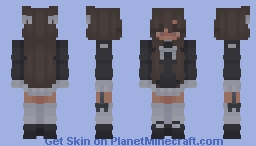 School Gorl (Matching) Minecraft Skin