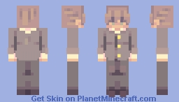 School Boy | Hyatt Minecraft Skin