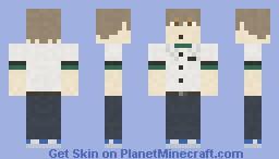 School Boy Minecraft Skin