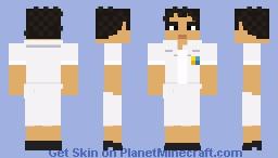 SCIE Female Type A Minecraft Skin