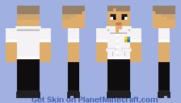 SCIE Male Type A Minecraft Skin