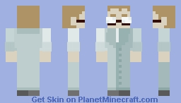 Science Rules Minecraft Skin