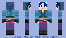 Ramona Flowers Minecraft