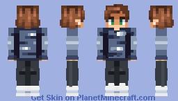Scotteh Fan Skin Minecraft Skin