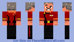 Mr. Scott Minecraft Skin