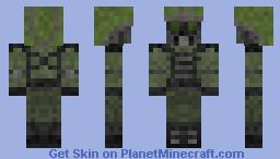 SCP: Omega - Chaos Insurgent Minecraft Skin