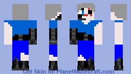Scrap Ethan Minecraft Skin