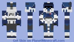 Clone Fives Minecraft Skin