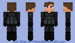 Danfrenchtoast Special Operations Minecraft Skin