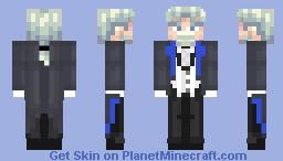 Wilhelm van Astrea - re:zero Minecraft Skin