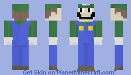 Weegee Minecraft Skin