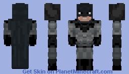 Batman (NOËL) Minecraft Skin