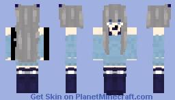 Alice Rinji Minecraft Skin