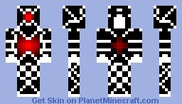 The Unknown Guardian Minecraft Skin