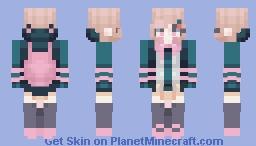 • Chiaki Nanami • Minecraft Skin