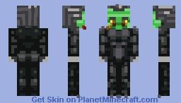 Subterranean Beast Minecraft Skin
