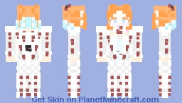 Queen elizabeth concept dress Minecraft Skin
