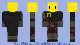 Lemon Knight Minecraft Skin