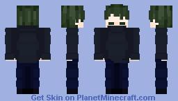 Tower of God: Phonsekal Laure (Season 1) Minecraft Skin