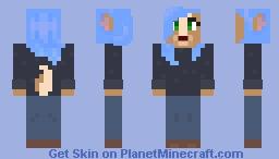 Cara the Deer Minecraft Skin