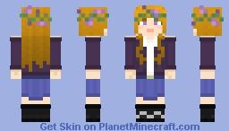 SouthDakotaGirl (IndigoDusky's 100 Sub Skin Contest) Minecraft Skin
