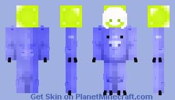 Wumpus Minecraft Skin