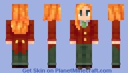 Elliot - Stardew Valley Minecraft Skin