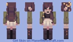 сэе F.V Minecraft Skin
