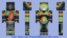 S.E.A.D (Contest) Minecraft Skin