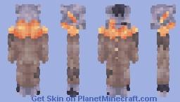 Welcome, travellers. - Seam - Deltarune Minecraft Skin