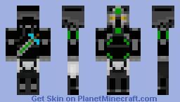 Second Devil Minecraft Skin
