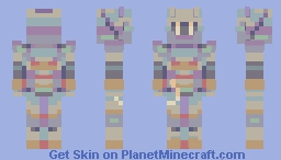 Good Knight (Secret Santa) Minecraft Skin