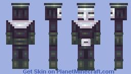 sector sweep Minecraft Skin