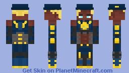 Seer (Apex Legends) Minecraft Skin