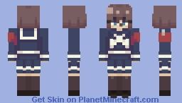『seifuku』 Minecraft Skin