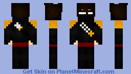 Ugly Hair Test Thing Minecraft Skin