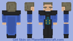 Senator Palpatine Minecraft Skin
