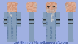 Doctor Who - Sensorite Minecraft Skin