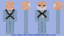 Doctor Who - Sensorite Elder Minecraft Skin