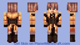 Treasure Minecraft Skin