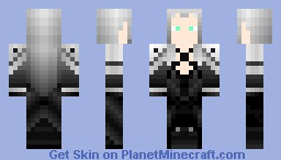 Sephiroth [Final Fantasy VII] Minecraft Skin