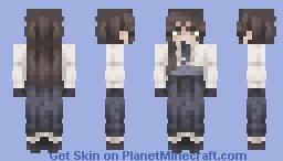 𝘴𝘦𝘳𝘢𝘱𝘩𝘪𝘤 ⋆ 𝘨𝘪𝘧𝘵 ⋆ 𝘷𝘦𝘳𝘢 𝘮𝘰𝘯𝘳𝘰𝘦 Minecraft Skin